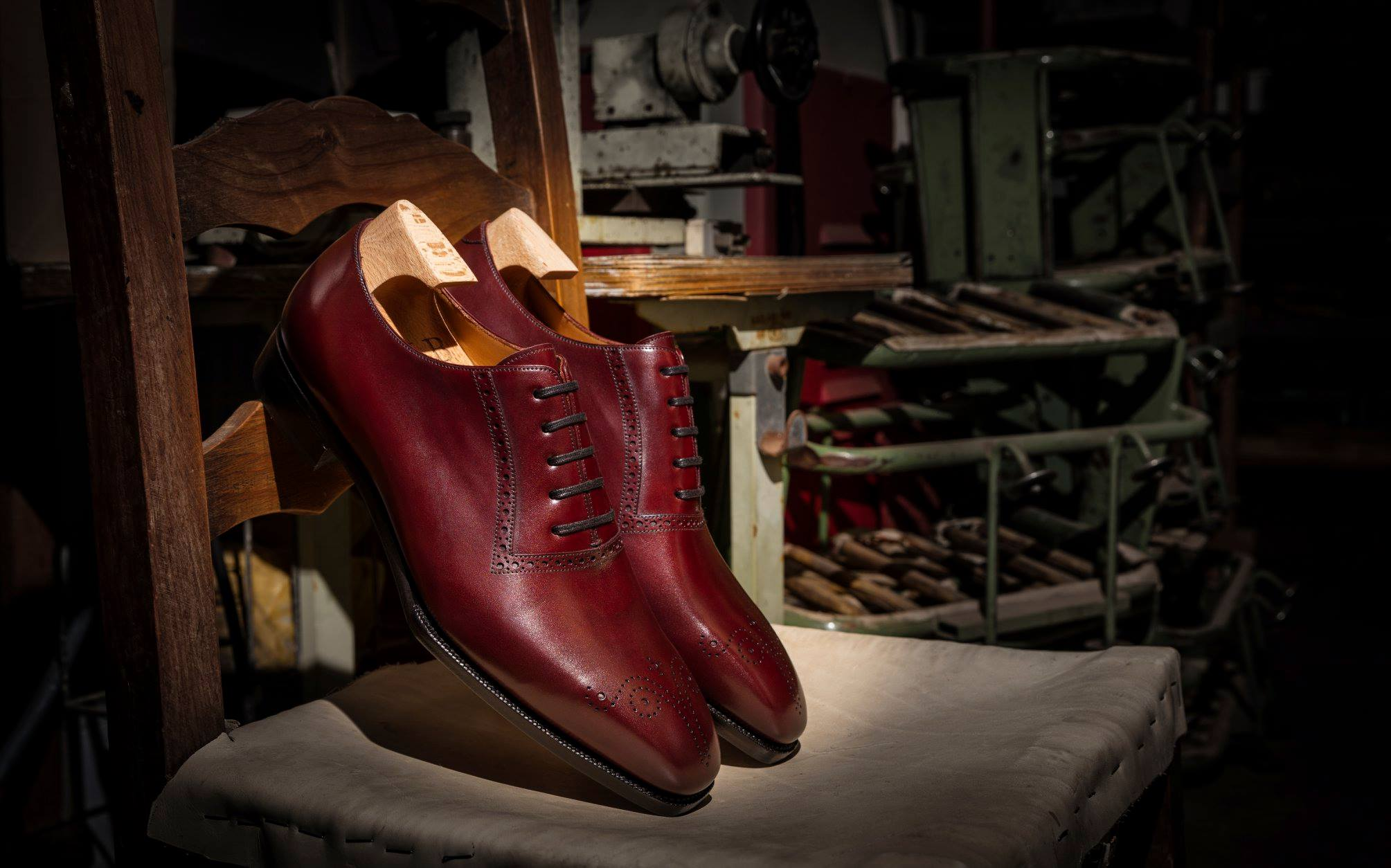TLB Artista 107 - Goodyear Welted Shoes