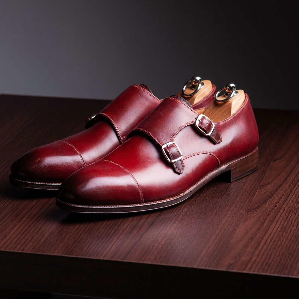 Hand Painted Monkstrap
