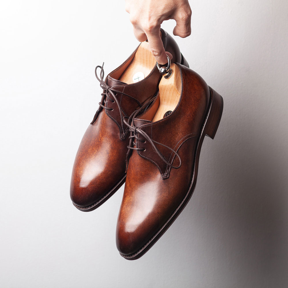 Hand Made Patina Shoes