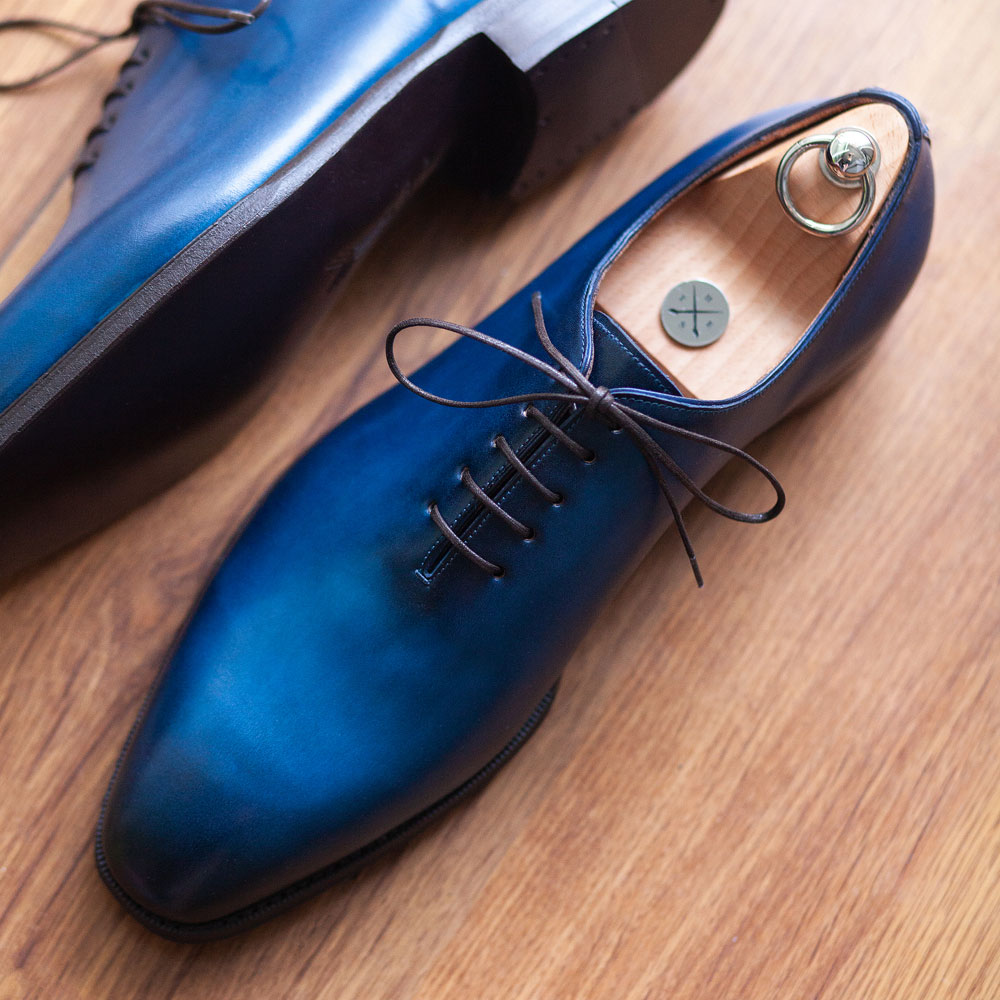 Goodyer Welted Patina Shoes