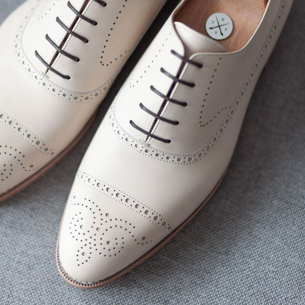 Shoes for Patina