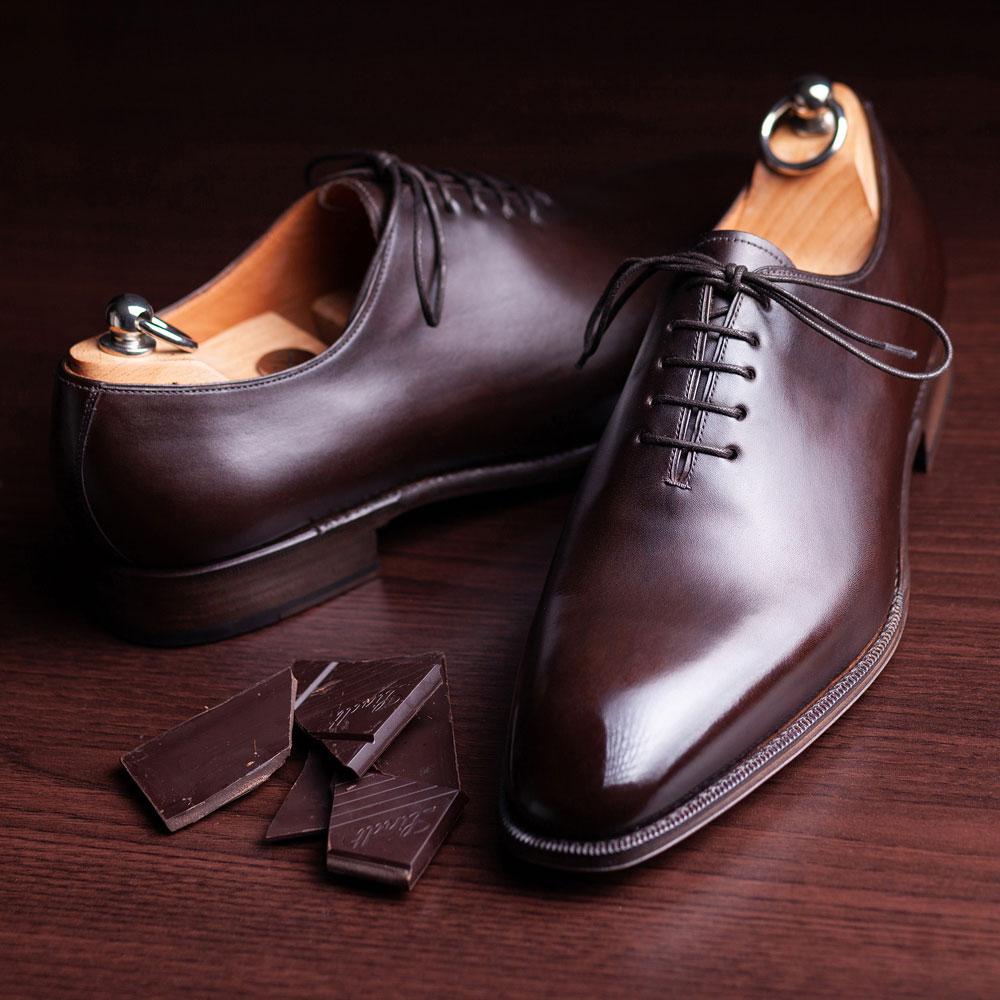 Chocolate Men Shoes
