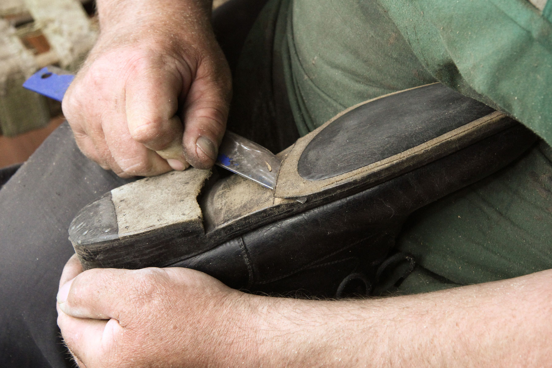 Serwis butów PATINE