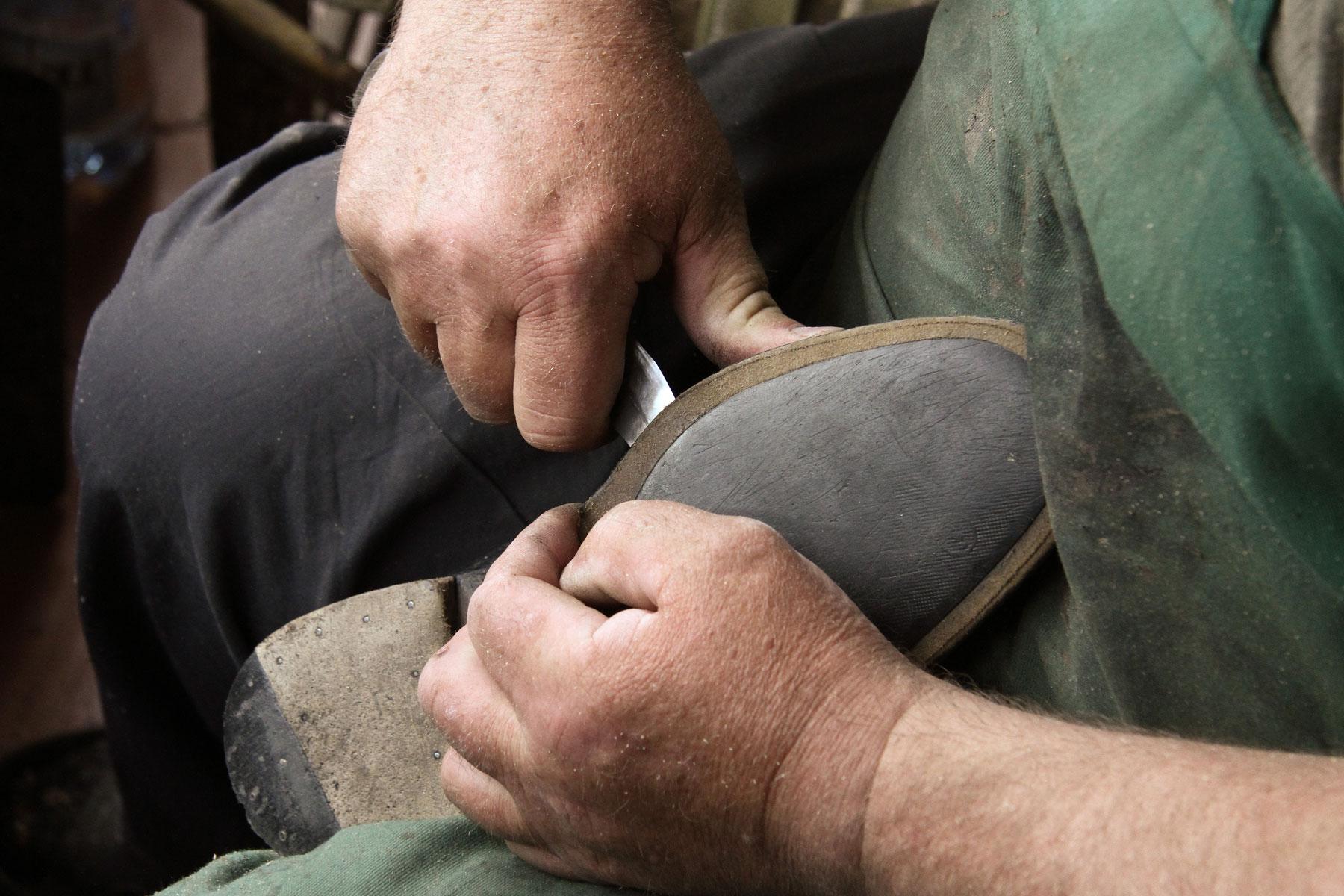 Shoerepair Patine Shoes