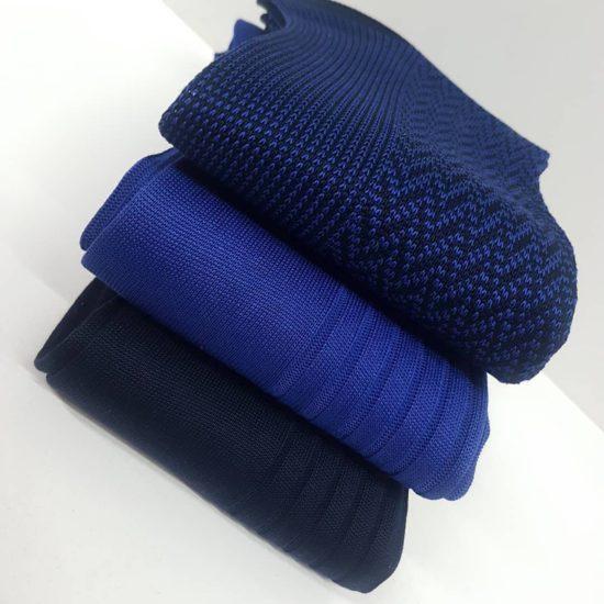 Blue Men's Socks