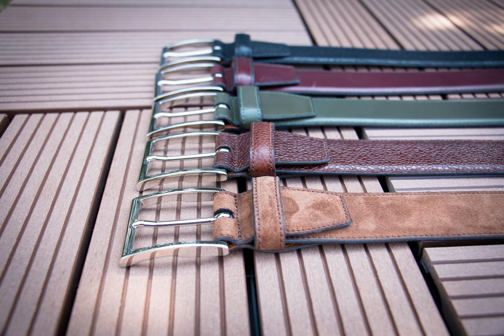 Classic Luxury Belts