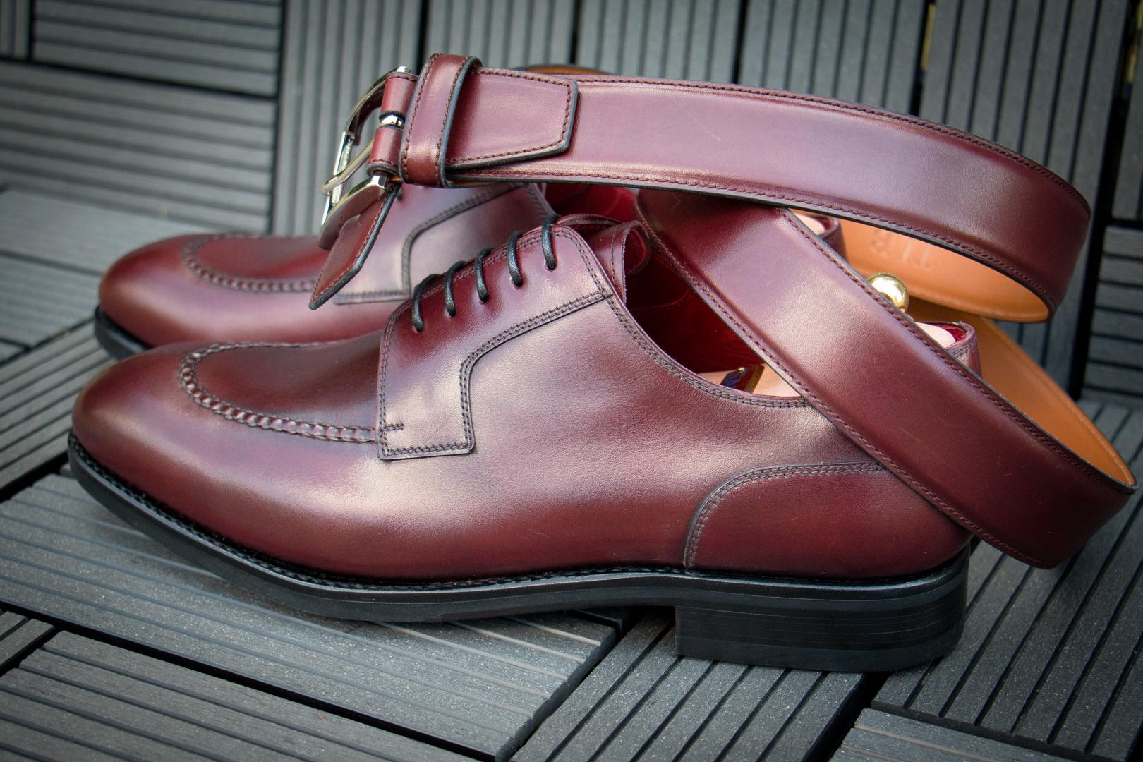 Norvegian Stitch Shoes