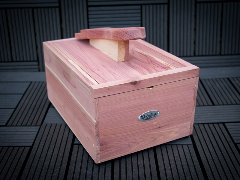 Shoe Box Cedar