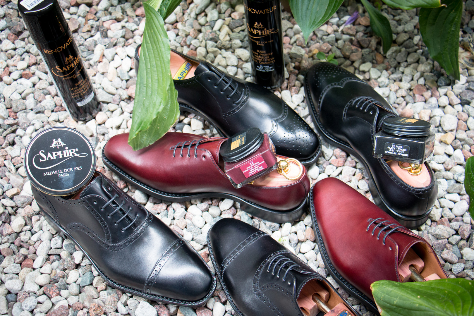 Wholecut and Brogues
