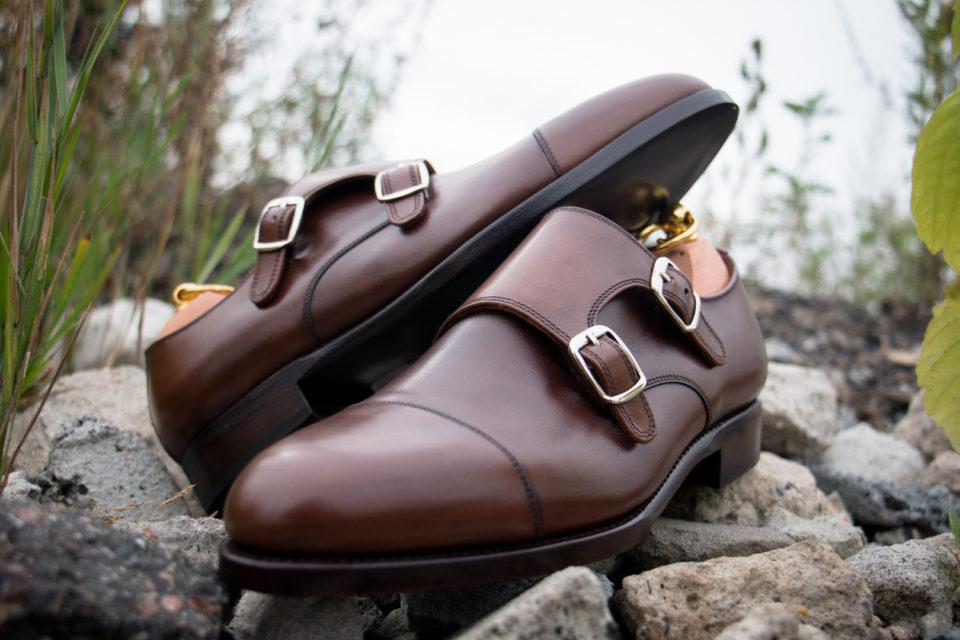 Monki  eleganckie buty męskie
