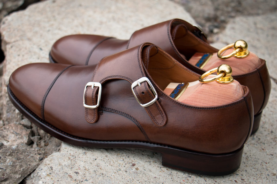 Goodyear Welted Monki