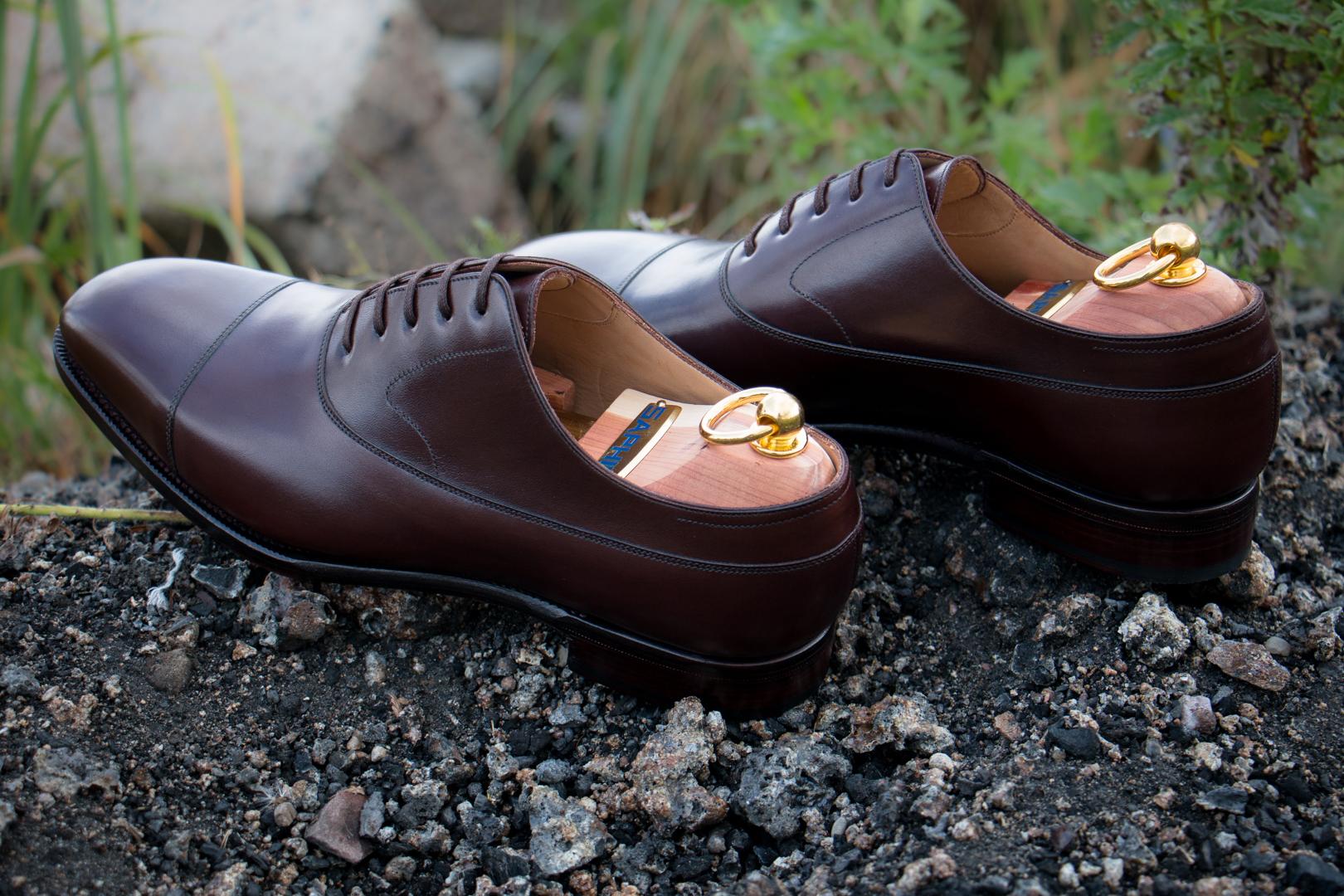 Balmoral Shoes