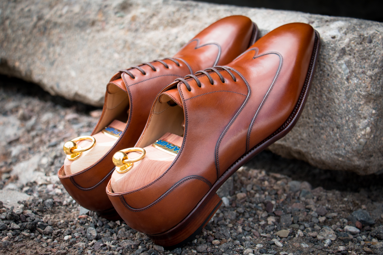 Austerity Brogues