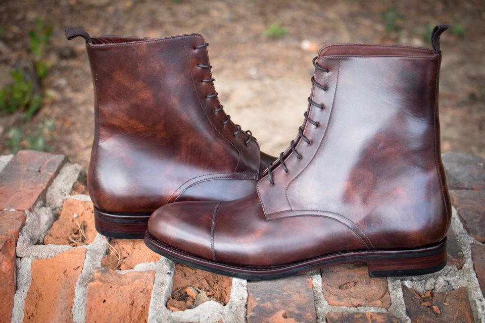 Museum Calf Boots