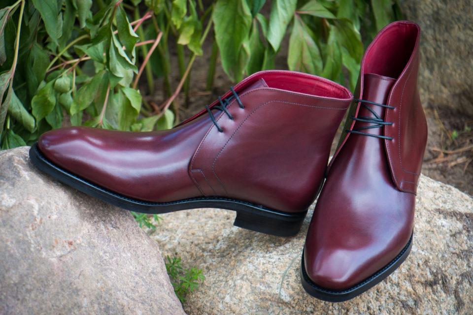 Eleganckie jesienne buty męskie