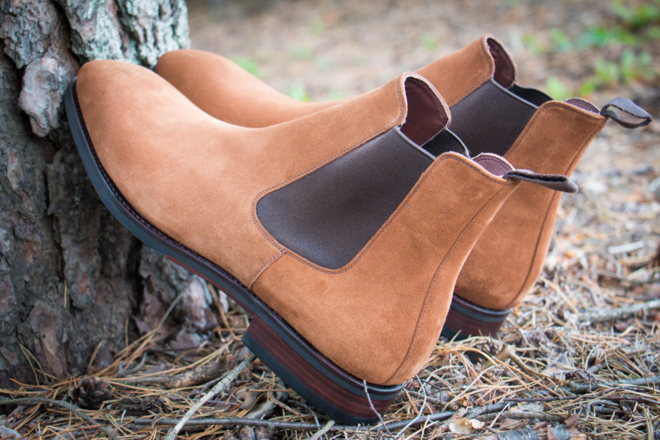Goodyear Welted Chelsea Boots