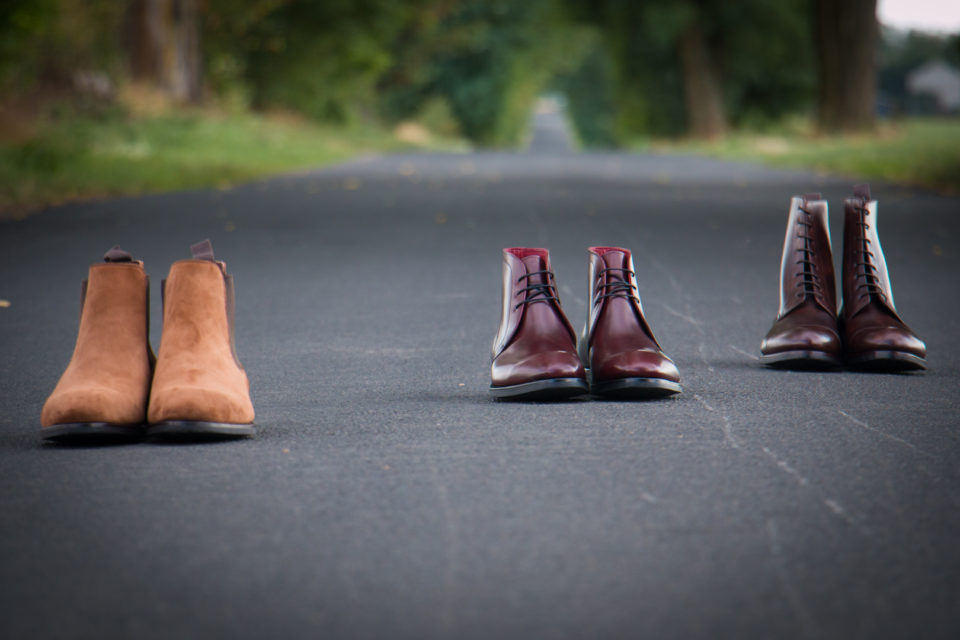 Luxury Boots for Men