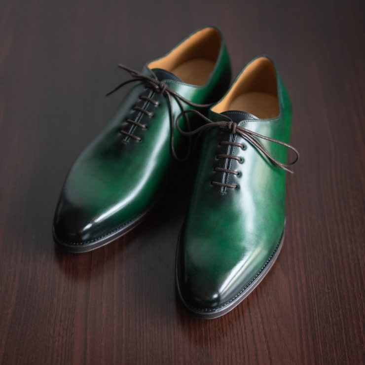 patina shoes