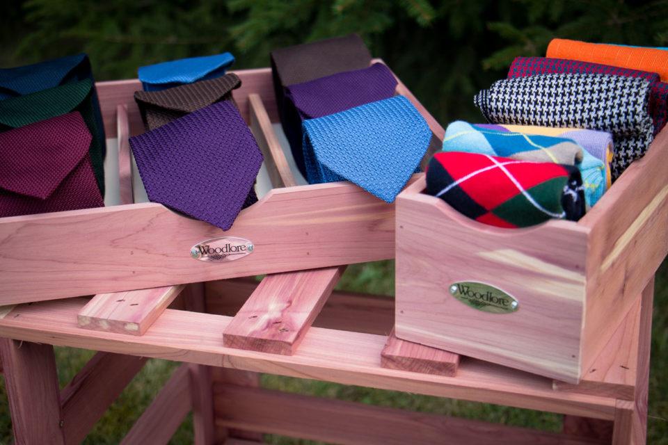 Elegancki prezent krawat