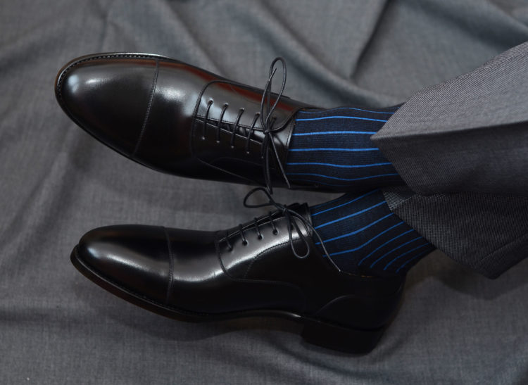 Oxford Shoes in Black