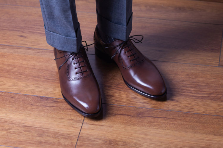 Adelaides in Brown