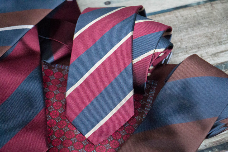 Krawaty klubowe