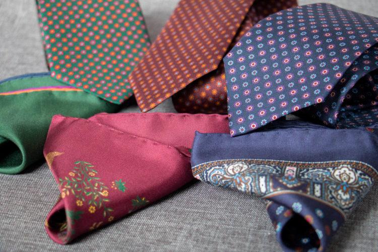 Piękne krawaty