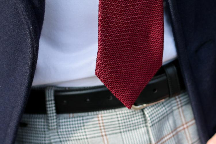 Krawat z grenadyny