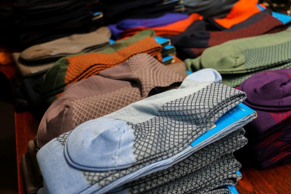 Skarpety garniturowe męskie i podkolanówki dla gentlemana. Wiele kolorów. Egyptian Cotton.