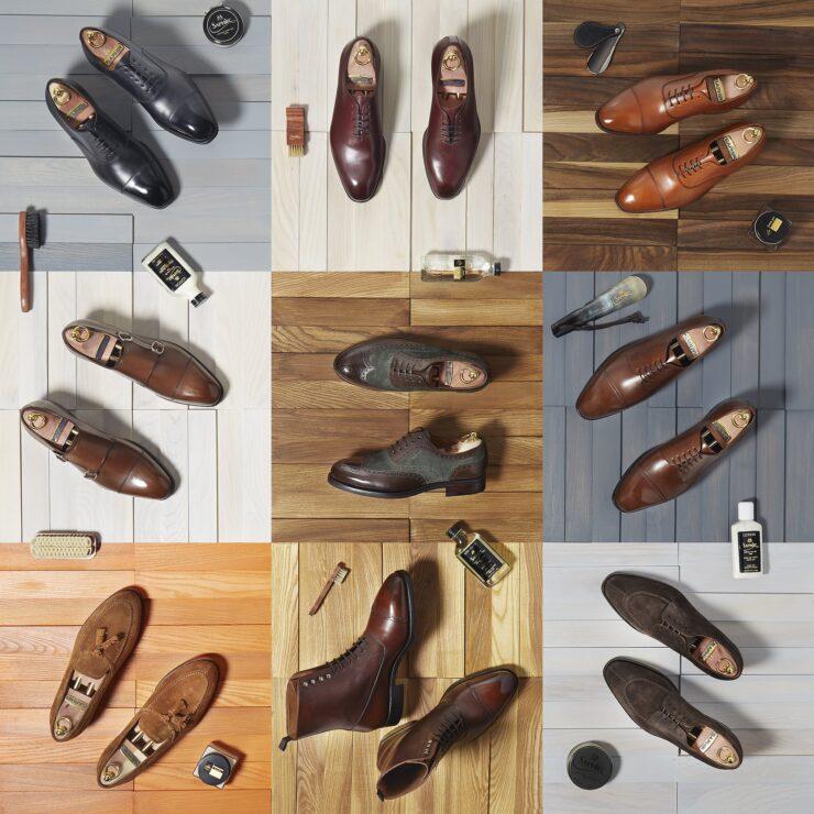 Meskie obuwie klasyczne meskie gyw patine shoes. Luksusowe buty dla Gentlemana.