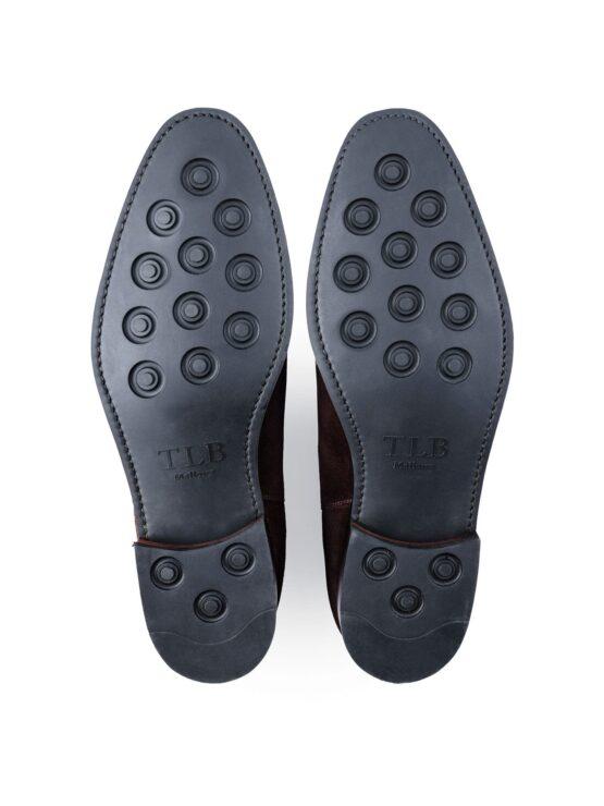 Podeszwy vibram w butach eleganckich