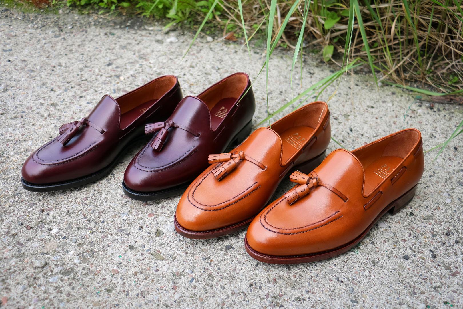 Tassel Loafers buty mokasyny dla gentlemana