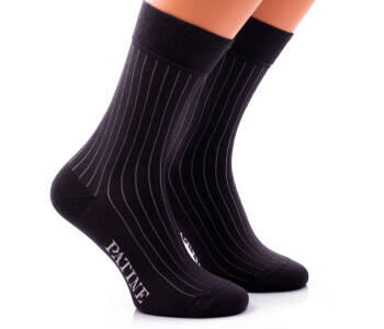 PATINE Socks PASH01 Dark Grey