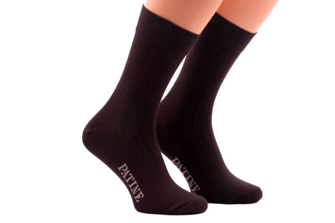 PATINE Socks PASH32 Brown