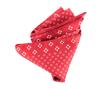 Pocket Square Twill PAT23556 Cardinal