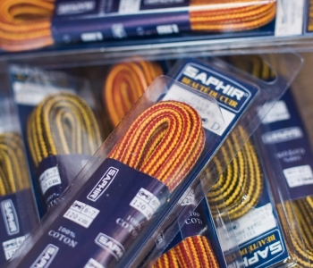 SAPHIR BDC Laces Cord 2 Colors 2.5mm