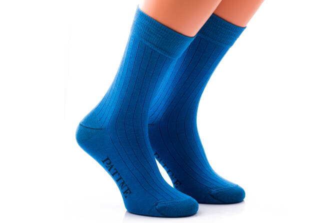 PATINE Socks PASH01 Blue