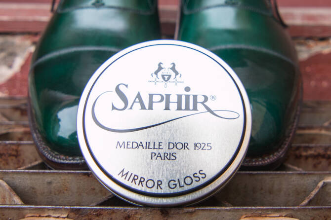 SAPHIR MDOR Mirror Gloss 75ml