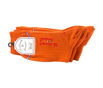 LCF Men Socks LUXEMBOURG Orange