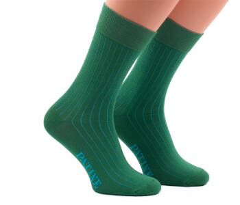 PATINE Socks PASH36 Green/Blue