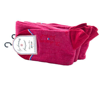 LCF Men Knee Socks VENDOME Fushia