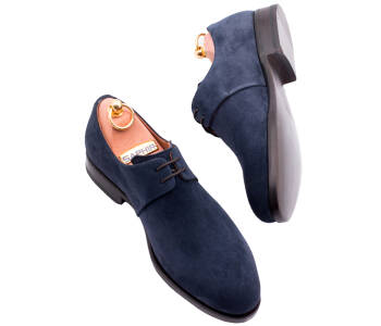 Patine 77017 Suede Blue