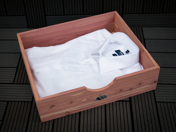 WOODLORE Cedar Shirt/Sweater Box